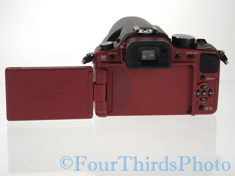 G-1 body shots showing the LCD