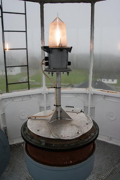 East Point Lighthouse (interior)