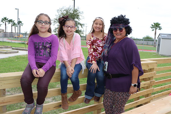 Red Ribbon Week- 70's