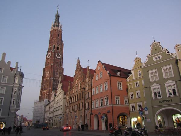 2011-12 Bavarian towns