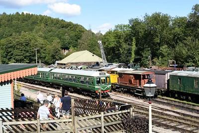 Dean Forest Railway, 2017