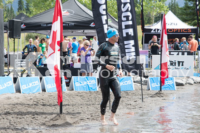 2017 Grizzly Open Water Swim Re Enter