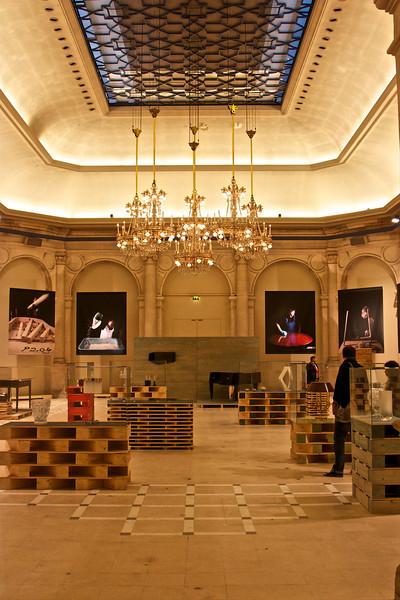 Gallery at Hotel de Ville