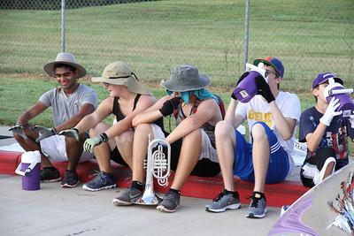 2014 08 05 Band Camp