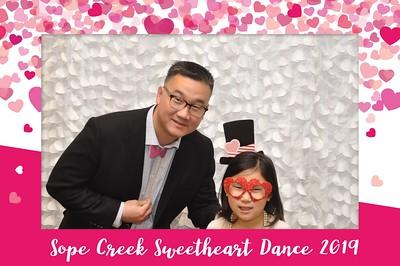 Sope Creek Father Daughter Dance - 2/2/2019