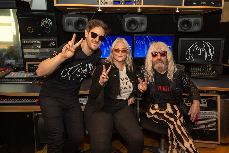 2019_01_26, Anaheim, Bus, CA, Derek Smalls, Elle King, Interior, Matt Reich, NAMM