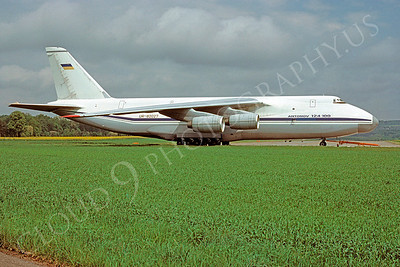 Antonov An-124 Airliner Pictures [CARGO]