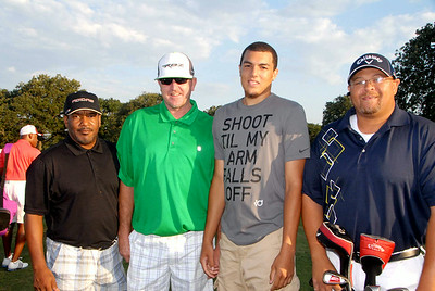 "Final Round ""50th Annual Open Tournament""  Sun July 6, 2014"