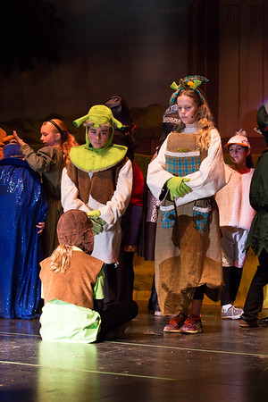 Shrek Jr. - Swamp Cast