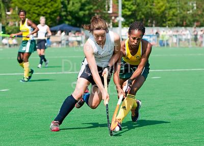Scotland Women v South Africa 2012