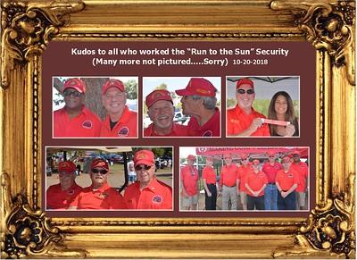 10-20-18 Security at Run to the Sun Car Show