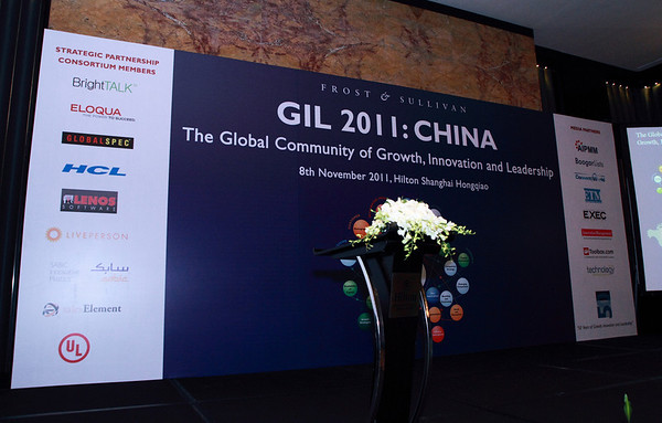 GIL 2011: China
