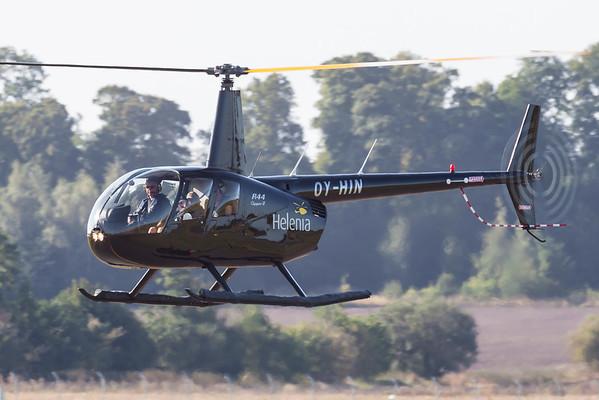 OY-HIN - Robinson R44 Clipper II