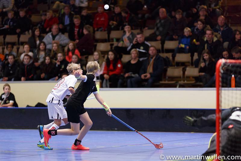 Floda IBK - Surte Rydboholms SK vs Floda IBK, Coop Forum Cup 2015.
