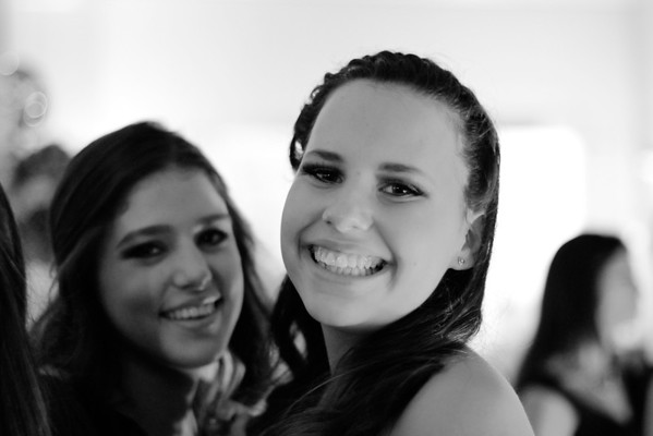 Jessie's Bat Mitzvah (Winter 2012)