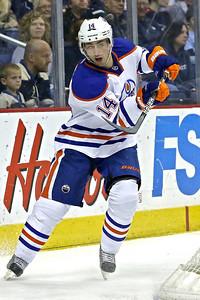 Edmonton at Bluejackets 3-25-12