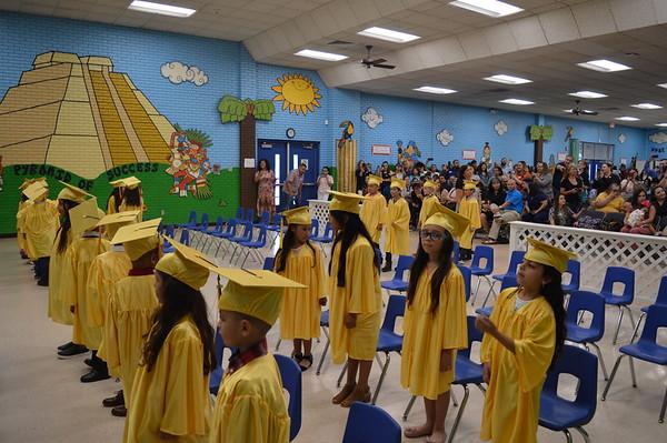 Kinder Graduation