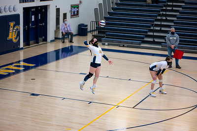 Volleyball: Loudoun County 3, Loudoun Valley 0 by Derrick Jerry on March 15, 2021