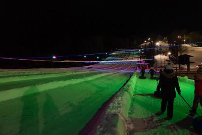 Glow Tubing Opening Day 2020