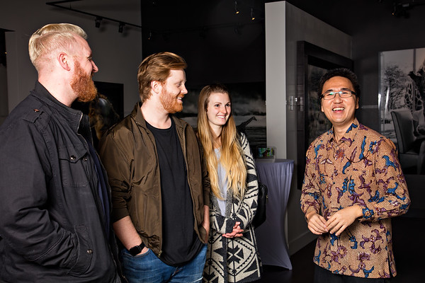 Meet & Greet Andrew Suryono at National Geographic's Las Vegas Gallery