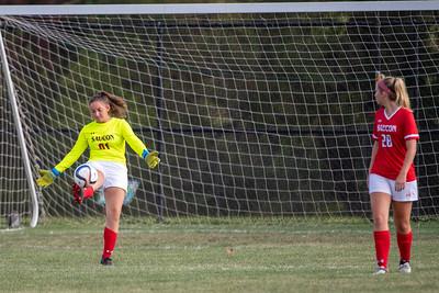 SVHS Girl's Soccer vs Fleetwood