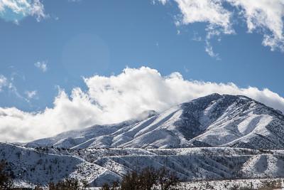 MOUNT CHARLESTON - NEVADA