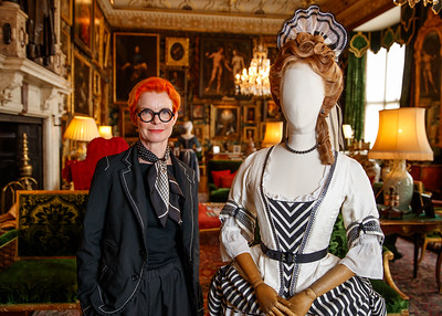 1/5/19 - The Favourite - Costume Exhibition