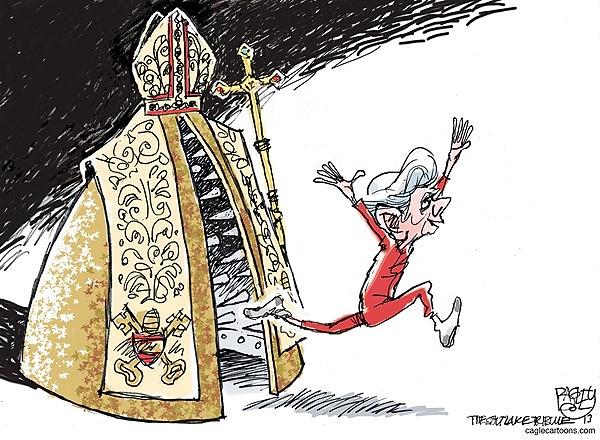 . Pat Bagley / Salt Lake Tribune