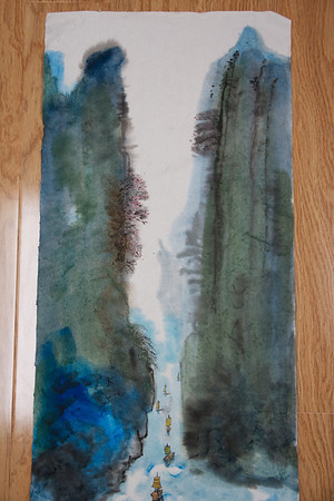 Jenny's Chinese Painting album 1