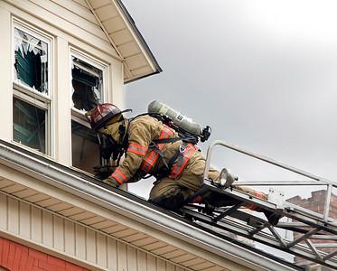 18APR07 York City 400 Block of Juniper St. 2nd Alarm RSF