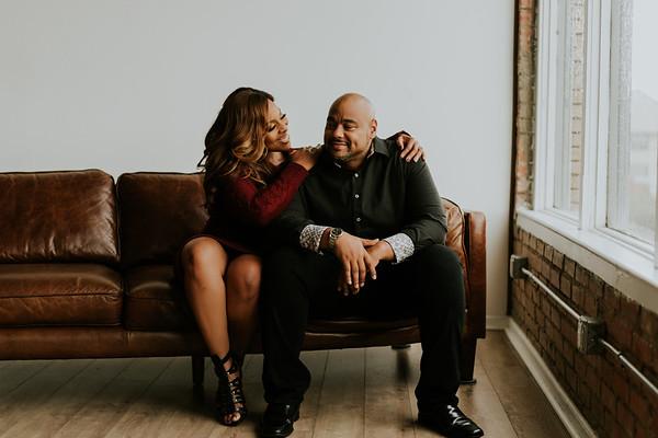 Adrienne & James