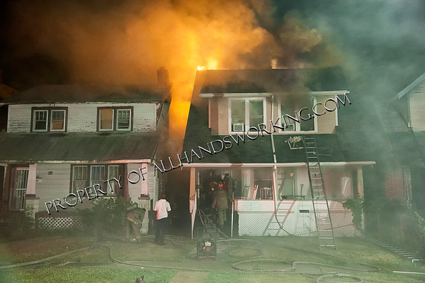 1661 Highland occupied dwelling fire