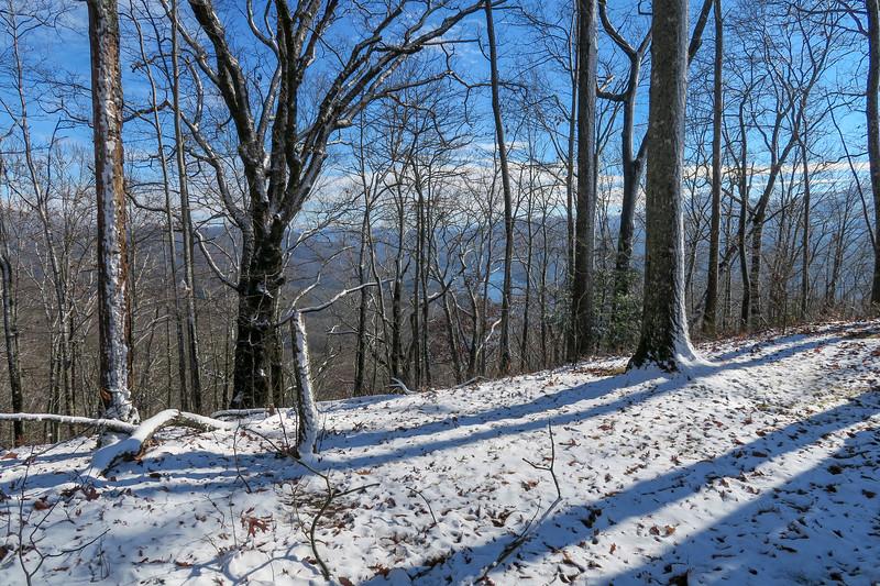 Appalachian Trail -- 2,480'
