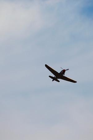Curtiss P40-N Kittyhawk