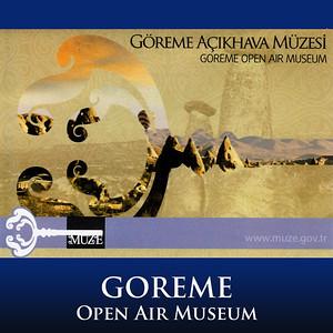 GOREME OPEN AIR MUSEUM, GOREME, CAPPADOCIA REGION, TURKEY