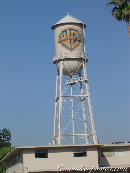 Visite des studios de cinema WARNER