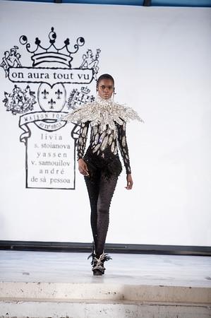 ON AURA TOUT VU Flying Dream Couture SS11