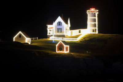 West Quoddy and Nubble lighthouse