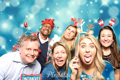 JHUCBS Holiday Party 12.14.18