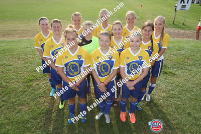 U16 - Team Photos