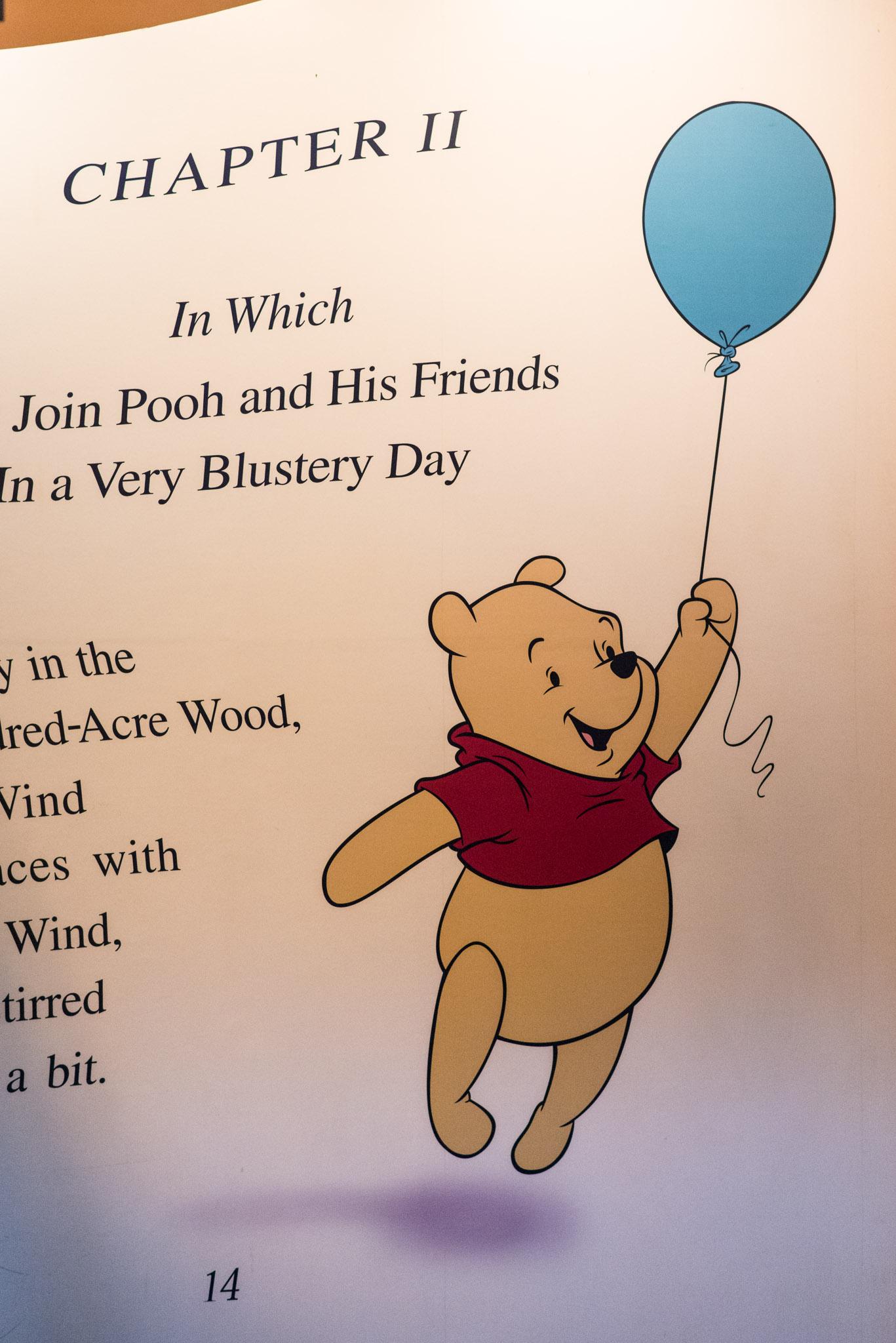 Winnie the Pooh Ride - Walt Disney World Magic Kingdom