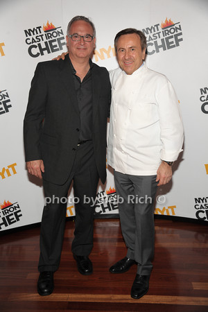 Robert Rizzuto, Daniel Boulud photo by Rob Rich/SocietyAllure.com © 2014 robwayne1@aol.com 516-676-3939
