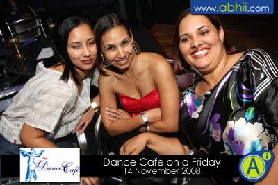 Dance Cafe - 14th November 2008