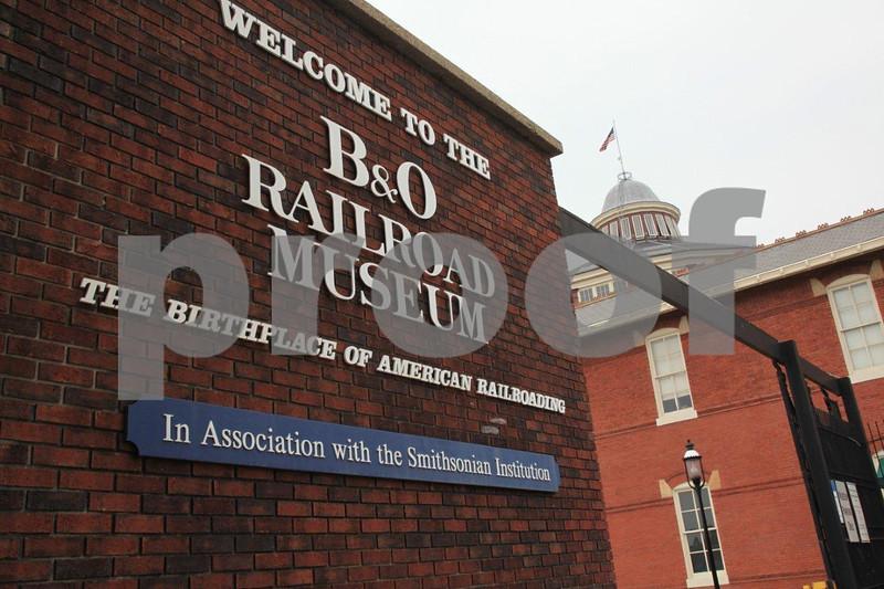 Baltimore andd Ohio Railroad Museum