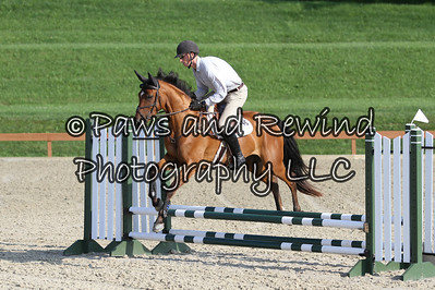 Grand Prix Ring: Itty Bitty Jumpers