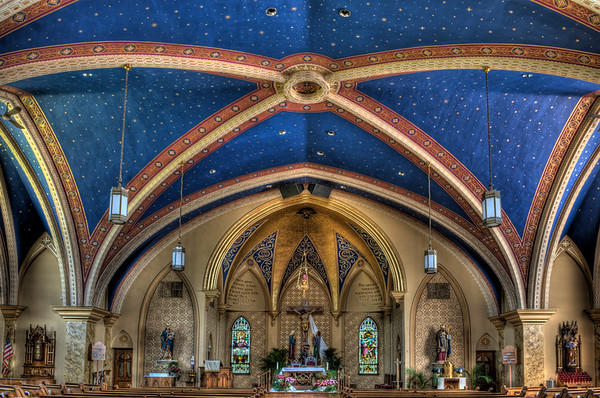 St. Alphonsus Church - Lemont, IL