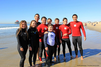 Surf's Up For Down Syndrome 1/19/13