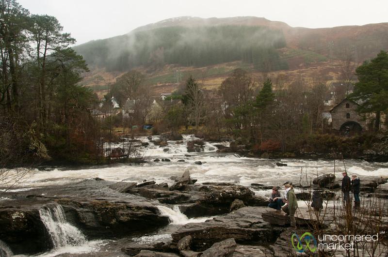 Dochart Falls - Killin, Scotland