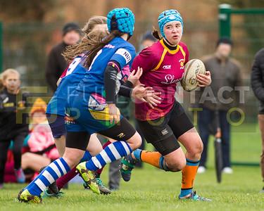 Llanelli Wanderers Girls U15 v Jesters