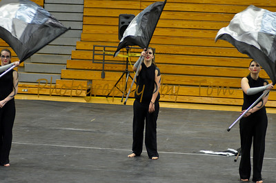 Festus HS Winter Guard